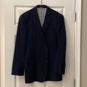 Brooks Brothers Navy Suit